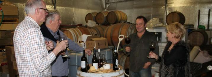 A quick wine tour of the McLaren Vale